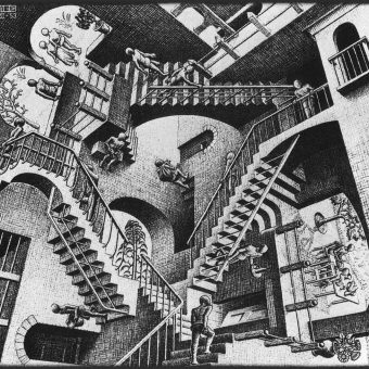Escadas-c-escher-escher-relativity-lithograph-medium